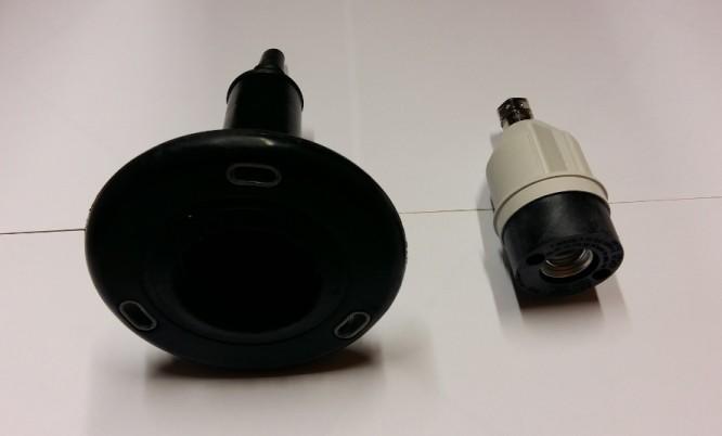 Oprawa e8310 przenośna przeciwwybuchowa Ex Oprawki