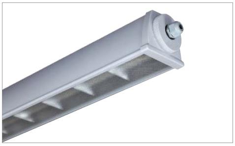 Oprawa przeciwwybuchowa LED ACCIAIO Ex ECO LED