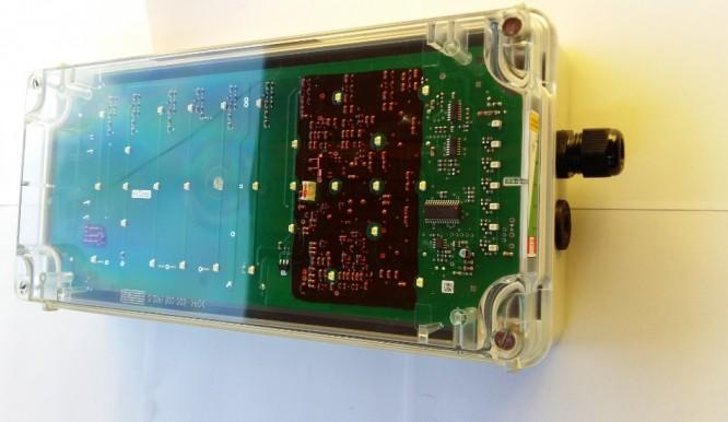 LED EXIT N oprawa awaryjna przeciwwybuchowa Ex do stref z1 21 CNBOP 2