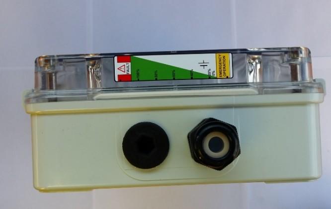 LED EXIT N oprawa awaryjna przeciwwybuchowa Ex do stref z1 21 CNBOP 3