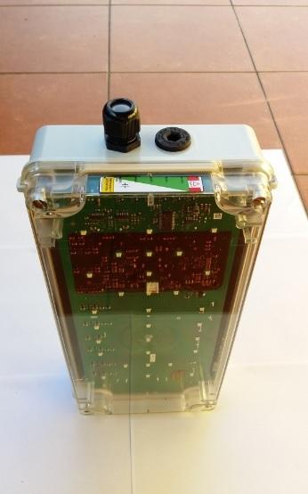 LED EXIT N oprawa awaryjna przeciwwybuchowa Ex do stref z1 21 CNBOP 4