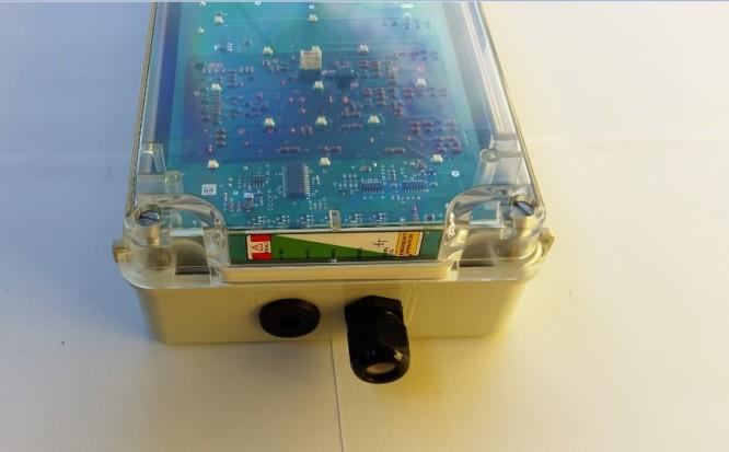 LED EXIT N oprawa awaryjna przeciwwybuchowa Ex do stref z1 21 CNBOP 5