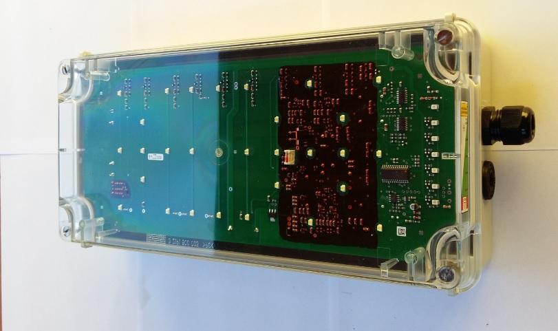 LED EXIT N oprawa awaryjna przeciwwybuchowa Ex do stref z1 21 CNBOP główne
