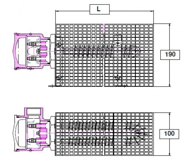 Grzejnik Ex przeciwwybuchowy konwektor RAEx